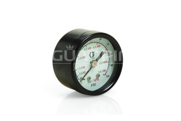 低压空气压力表图片