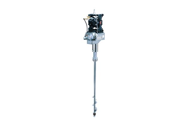 55加仑插入式输送系统-husky插桶泵成套设备-固瑞克